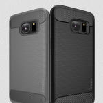 เคสกันกระแทก iPAKY LAKO Series Brushed Silicone Galaxy S7
