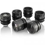 Sony CineAlta 4K 6 Lens Kit T2.0 (PL Mount)