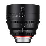Xeen 50mm T1.5 – Sony E