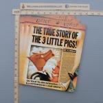 The True Story of the 3 Little Pigs by Jon Scieszka, Lane Smith