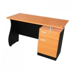 โต๊ะทำงาน 1.20 ม. 1 ลิ้นชัก 1 บานเปิด LDK-1202