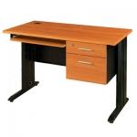 โต๊ะคอมพิวเตอร์ 2 ลิ้นชักขวา JCD-1202