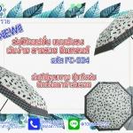 ขายร่ม แฟชั่นร่มทำมาจาก โรงงานผลิตร่ม ขายส่งราคาถูก ธนาค้าร่มรวยอาณาจักรขายร่มใหญ่ที่สุด