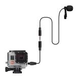 COMICA CVM-V01GP ไมค์คลิปหนีบปกเสื้อ สำหรับกล้อง GoPro