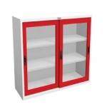 ตู้บานเลื่อนกระจก 3 ฟุต CSLG-03