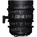 Sigma 18-35mm T2 High-Speed Zoom Lens เม้าส์ Canon EF