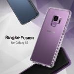 เคสใสกันกระแทก Rearth Ringke Fusion Galaxy S9+ / S9 Plus