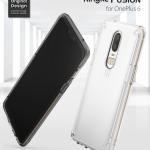 เคสใสกันกระแทก Rearth Ringke Fusion OnePlus 6