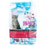 Mac's อาหารแมวแบบเม็ด รสปลาทะเล