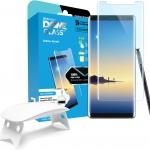ฟิล์มกระจกใสเต็มจอ Whitestone Dome Glass Galaxy Note 8 Complete Set