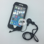 เคสกันกระแทก B.O.W. แบบประกอบหน้าหลัง iPhone 6 / 6S พร้อมสายคล้องมือถือ