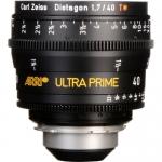 ARRI Ultra Prime 40mm T1.9 Lens PL Feet