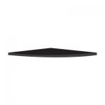 แผ่นต่อหน้าโต๊ะเข้ามุม JTE-6060 สีดำ