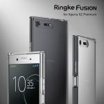 เคสใสกันกระแทก Rearth Ringke Fusion Xperia XZ Premium