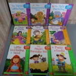 Phonics Readers: Fairy Tale Collection - 9 Books (Collection)