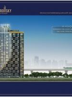 #ขายดาวน์คอนโด เมโทร สกาย วุฒากาศ ( Metro sky wutthakat)ชั้น29 ทิศใต้ วิวสุด ได้ส่วนลดอีกเกือบ7แสน ว้าวว