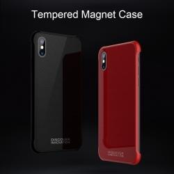 เคส NILLKIN Tempered Magnet Case iPhone X
