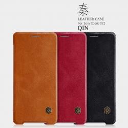 เคสฝาพับ NILLKIN Qin Leather Case Xperia XZ2