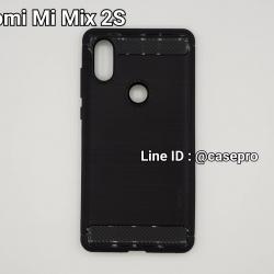 เคสกันกระแทก iPAKY LAKO Series Brushed Silicone Xiaomi Mi Mix 2S
