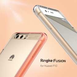 เคสใสกันกระแทก Rearth Ringke Fusion Huawei P10