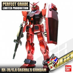 ★ LIMITED ★ PG RX-78/C.A CASVAL'S GUNDAM