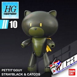 HG PETIT'GGUY STRAYBLACK & CATCOS