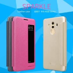 เคสฝาพับ NILLKIN Sparkle Leather Case Huawei Mate 10 Pro