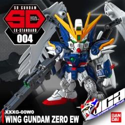 SDEX WING GUNDAM ZERO EW