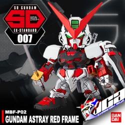 SDEX GUNDAM ASTRAY RED FRAME