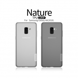 เคสใส NILLKIN TPU Case เกรด Premium Galaxy A8 2018