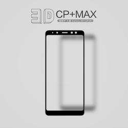 กระจกนิรภัย NILLKIN 3D CP+ MAX Galaxy A8+ / A8 Plus 2018 สีดำ