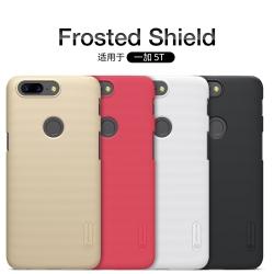 เคส NILLKIN Super Frosted Shield OnePlus 5T แถมฟิล์มกันรอย