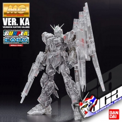 EXPO LIMITED MG NU GUNDAM VER KA Mechanical Clear