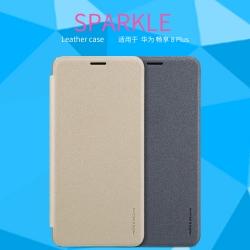 เคสฝาพับ NILLKIN Sparkle Leather Case Huawei Y9 2018