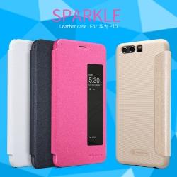 เคสฝาพับ NILLKIN Sparkle Leather Case Huawei P10