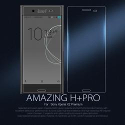 กระจกนิรภัย NILLKIN 9H+ PRO Xperia XZ Premium แถมฟิล์มติดเลนส์กล้อง