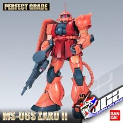 PG MS-06S CHAR ZAKU II