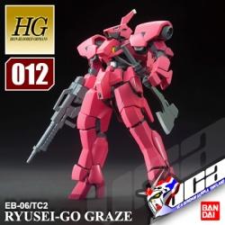 HG RYUSEI-GO GRAZE CUSTOM II