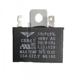 คาปาซิเตอร์พัดลม 1.5 uF 400V