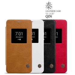 เคสฝาพับ NILLKIN Qin Leather Case LG G6