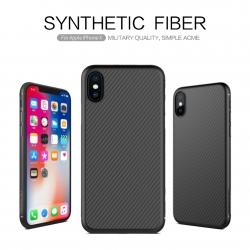 เคส NILLKIN Synthetic Fiber iPhone X