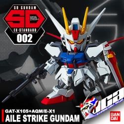 SDEX AILE STRIKE GUNDAM