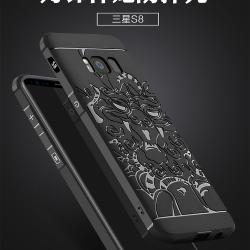 เคสซิลิโคนกันกระแทก COCOSE Galaxy S8
