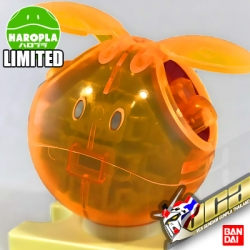 LIMITED ★ HAROPLA SHOOTING ORANGE (CLEAR COLOR)
