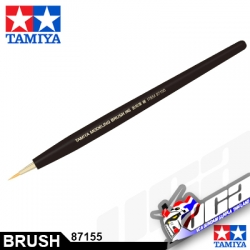TAMIYA HG POINTED BRUSH (FINE)