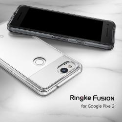 เคสใสกันกระแทก Rearth Ringke Fusion Google Pixel 2