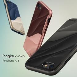 เคสกันกระแทก Rearth Ringke Wave iPhone 8 / 7