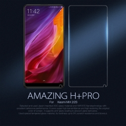 กระจกนิรภัย NILLKIN 9H+ PRO Xiaomi Mi Mix 2 / Mix 2S แถมฟิล์มติดด้านหลังและเลนส์กล้อง