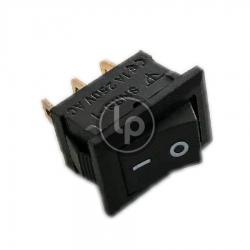 สวิตซ์เปิด-ปิด 3 ขา 220V ขนาด 15x10.5x15.1mm. แพ็ค 2 ชิ้น