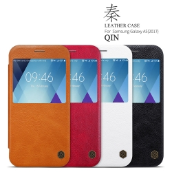 เคสฝาพับ NILLKIN Qin Leather Case Galaxy A5 (2017)